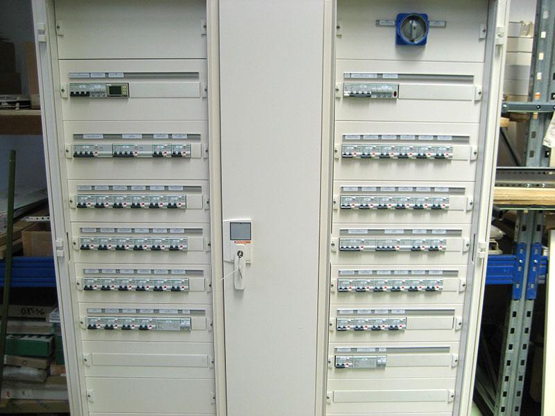 Schemi Quadri Elettrici : Schemi elettrici quadri progettazione « egs engineering